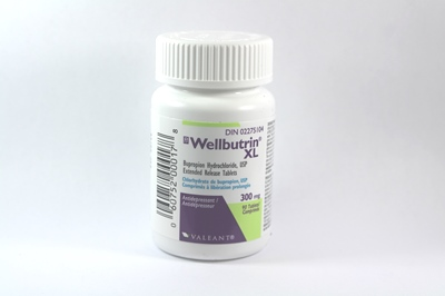 Buy Brand Wellbutrin XL 300 mg - Canada Wide Pharmacy