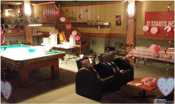 Dooly Billiard Room