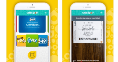 How to check lotto results with Lotto Spot app