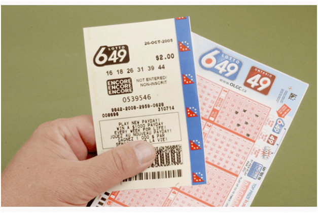 Canadian Lotteries 649