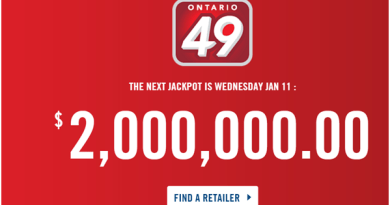 Ontario 49 lotto