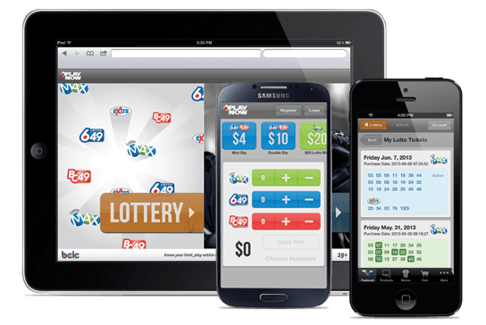 Play Now- Canadian Lotteries