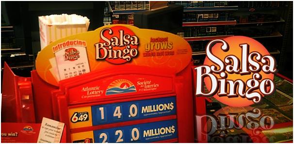 Salsa Bingo