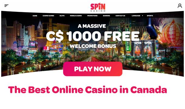 Spin Casino Canada