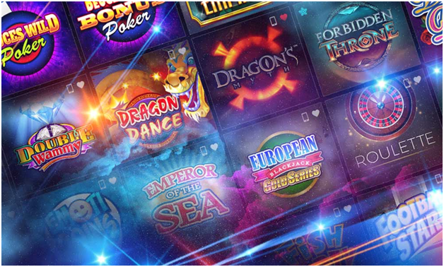 Vegas Slots at online casinos
