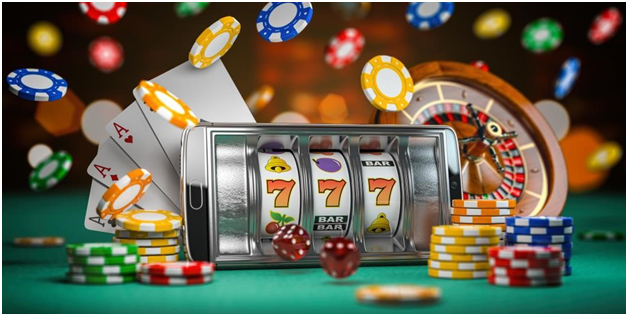 What games can you win in Canada- Slot machines