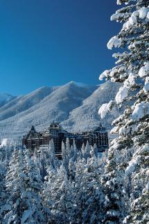 Fairmont Banff Springs - Canadian Affair