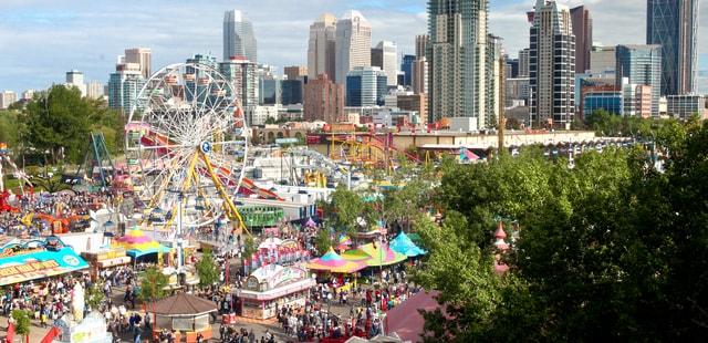 Calgary Stampede Holidays in Canada  Stampede 2019