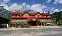 Banff Ptarmigan Inn - Canadian Affair