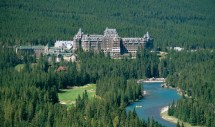 Fairmont Banff Springs - Canadian Affair