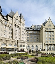 Fairmont Hotel MacDonald Edmonton Alberta