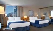 Blue Horizon Hotel - Vancouver Canadian Affair