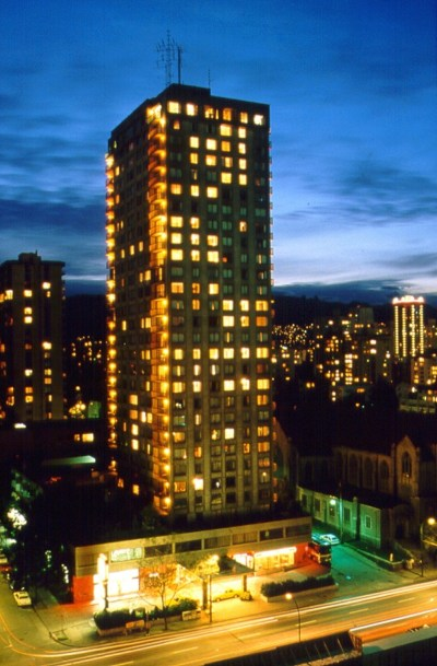 Century Plaza Hotel & Spa - Vancouver | Canadian Affair