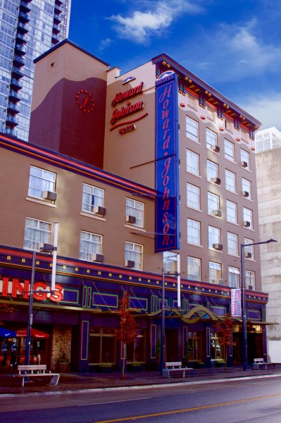 Howard Johnson Hotel Vancouver - Vancouver | Canadian Affair