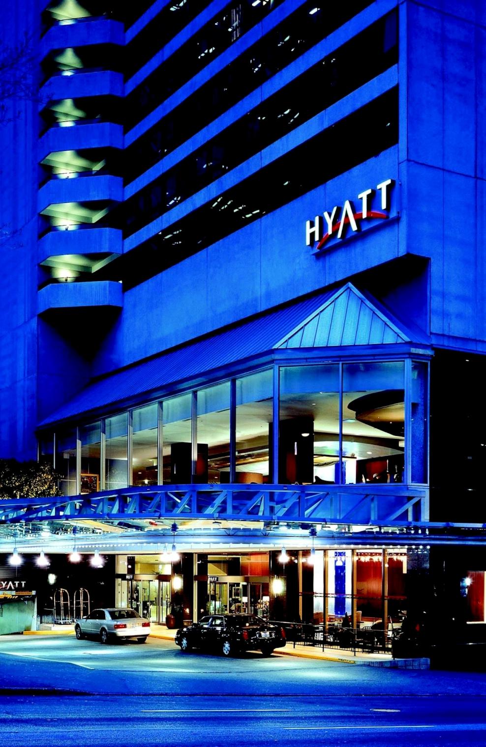 Hyatt Regency Vancouver  Vancouver  Canadian Affair