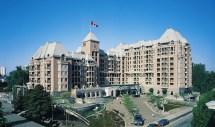 Grand Pacific Hotel Victoria Canada