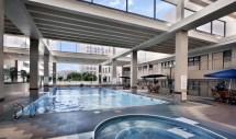 Delta Winnipeg Hotel Pool