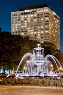 Hilton Quebec - City Canadian Affair