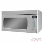panasonic nnsd291s over the range microwave