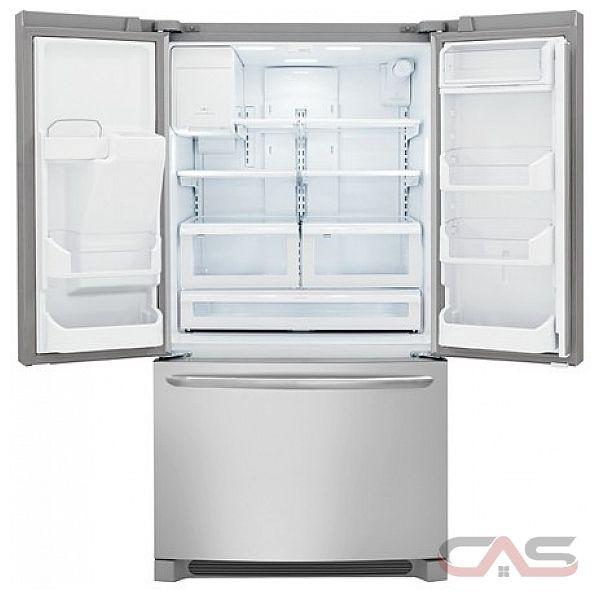 FGHF2366PF Frigidaire Gallery Refrigerator Canada Best Price Reviews And Specs Toronto