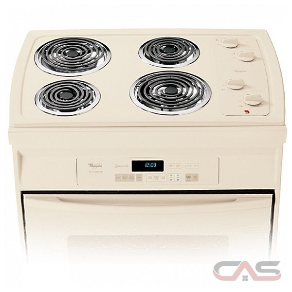 Coil Electric Cooktop 30 Whirlpool