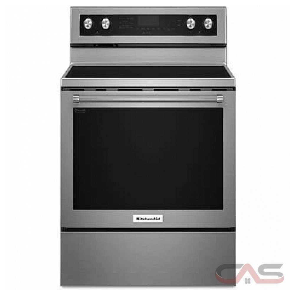 kitchen aid range buy old cabinets ykfeg510ess kitchenaid canada best price reviews and specs