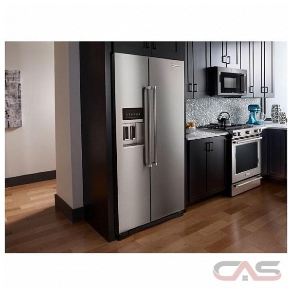 Krsc503ess Kitchenaid Refrigerator Canada