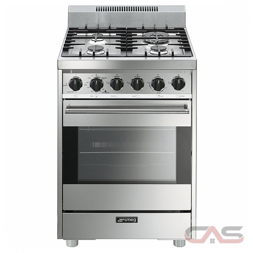 kitchen ranges gas 4 hole faucet c24ggxu smeg range canada best price reviews and specs toronto