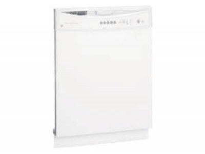 Frigidaire FFBD2405KW Dishwasher, 24in Ultra Quiet Sound