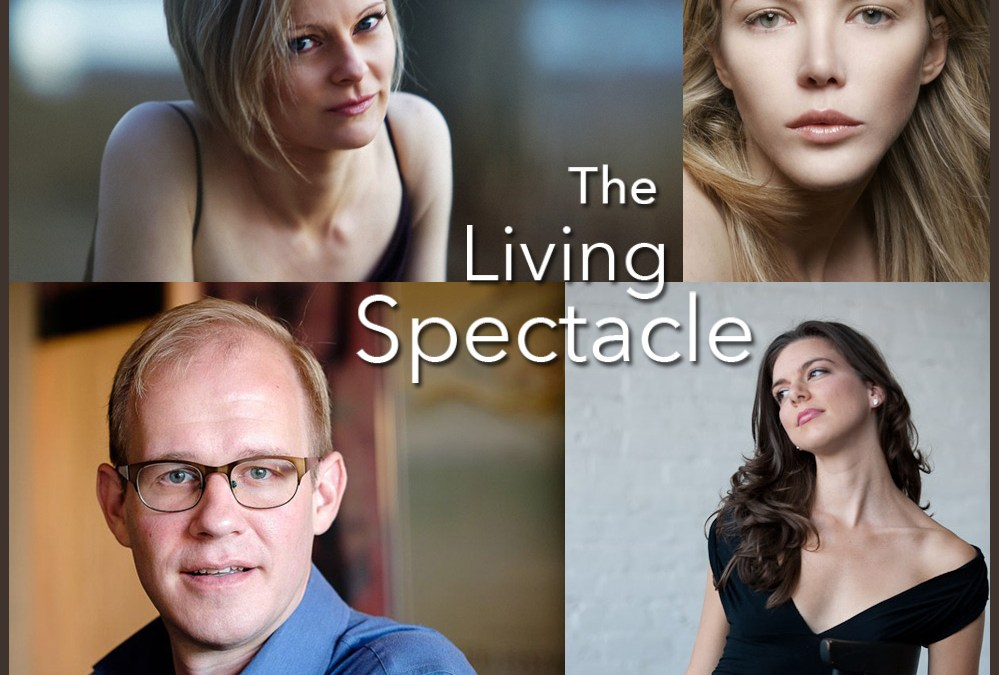 Barczablog reviews The Living Spectacle