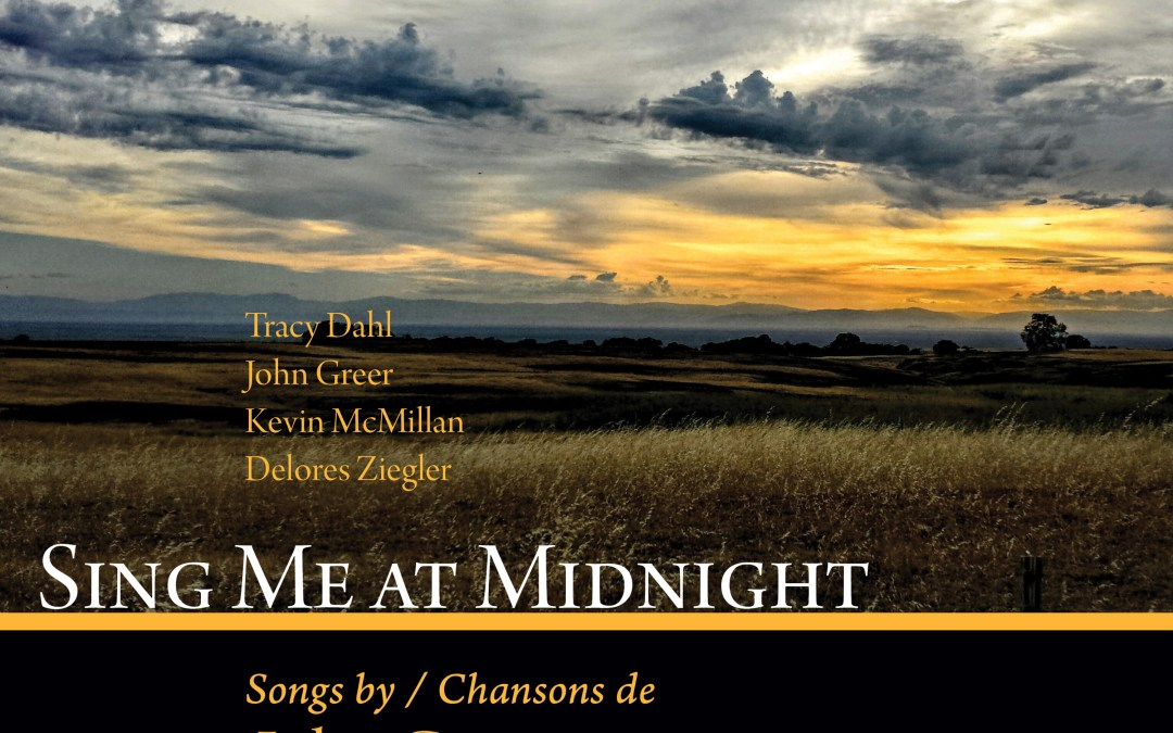 The Wholenote reviews Sing Me at Midnight