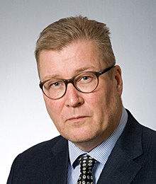 [Photo of Pär-Anders Granhag.]