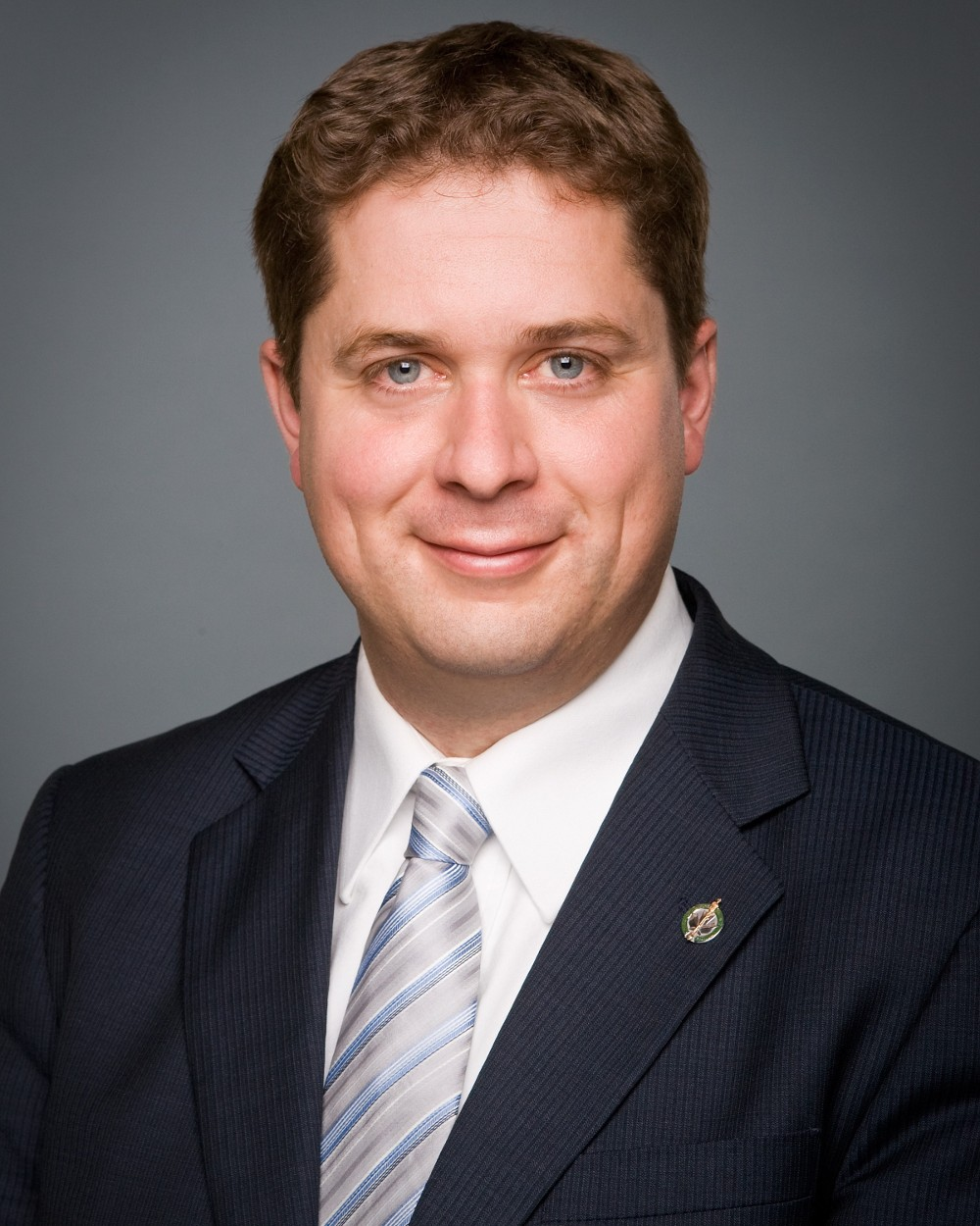 [Photograph of Andrew Scheer.]