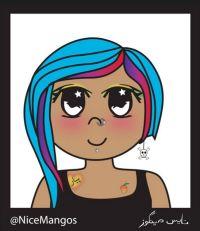 [Cartoon-like illustration of Eiynah, by Eiynah, used as her pseudonymous avatar.]