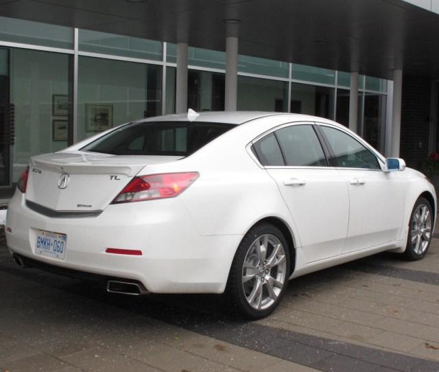 2012 Acura Tl Sh Awd Elite
