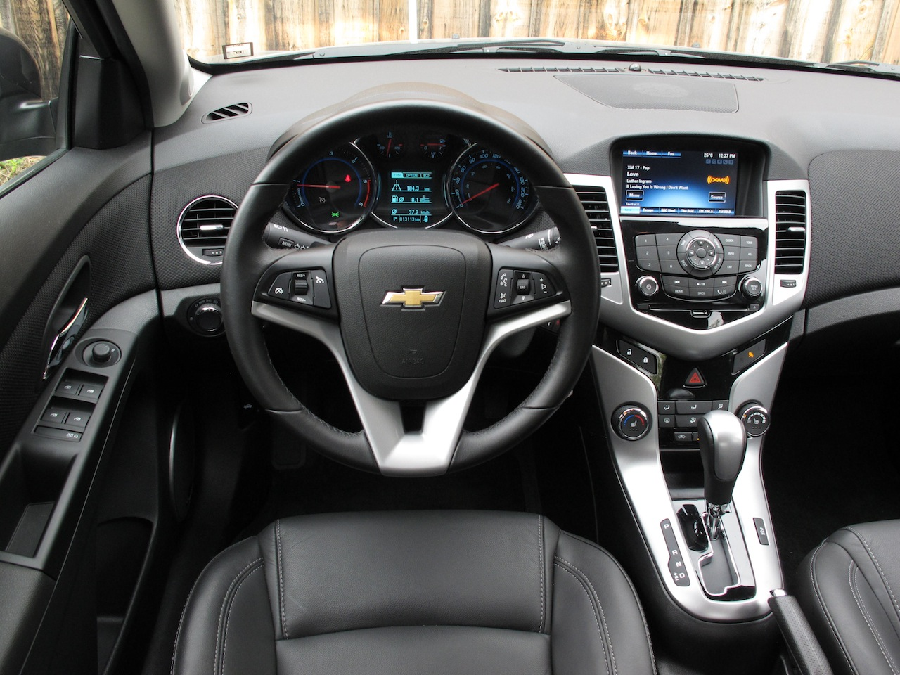 2014  Chevrolet Cruze Diesel Review  Cars Photos Test Drives and Reviews  Canadian Auto