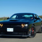 Review 2015 Dodge Challenger Srt Hellcat First Drive Canadian Auto Review