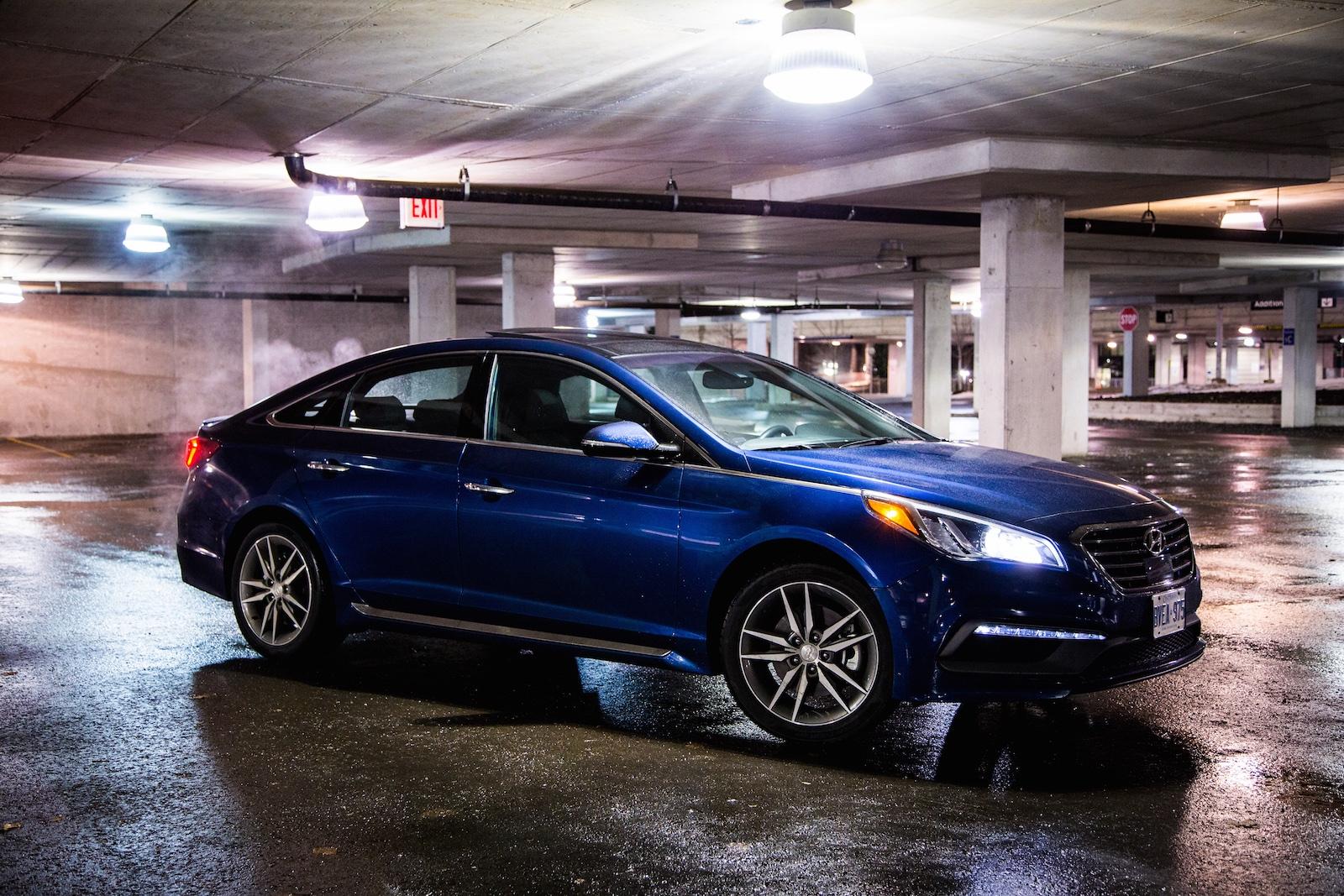 Review 2015 Hyundai Sonata Ultimate 20T  Canadian Auto