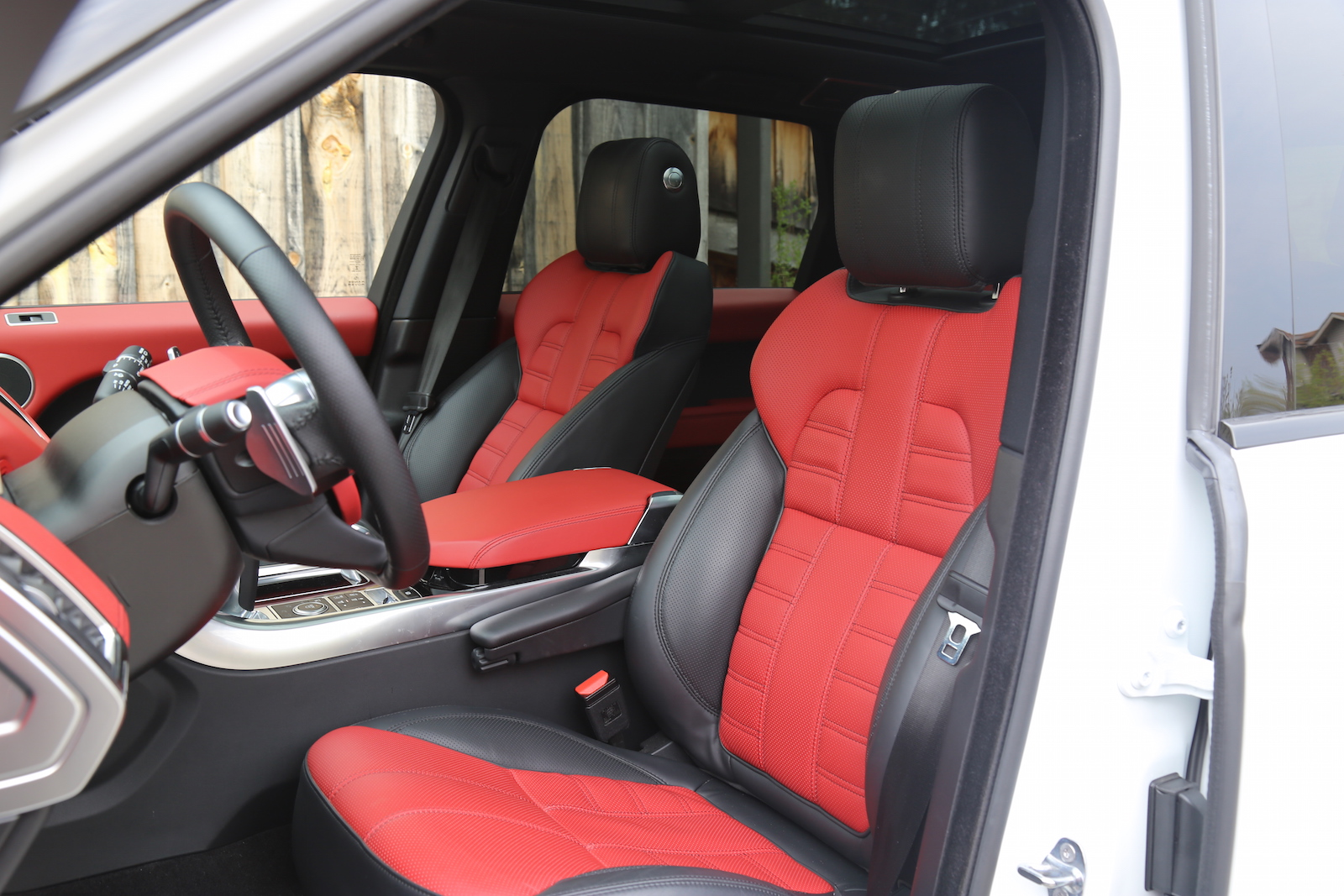 Review 2015 Range Rover Sport  Canadian Auto Review