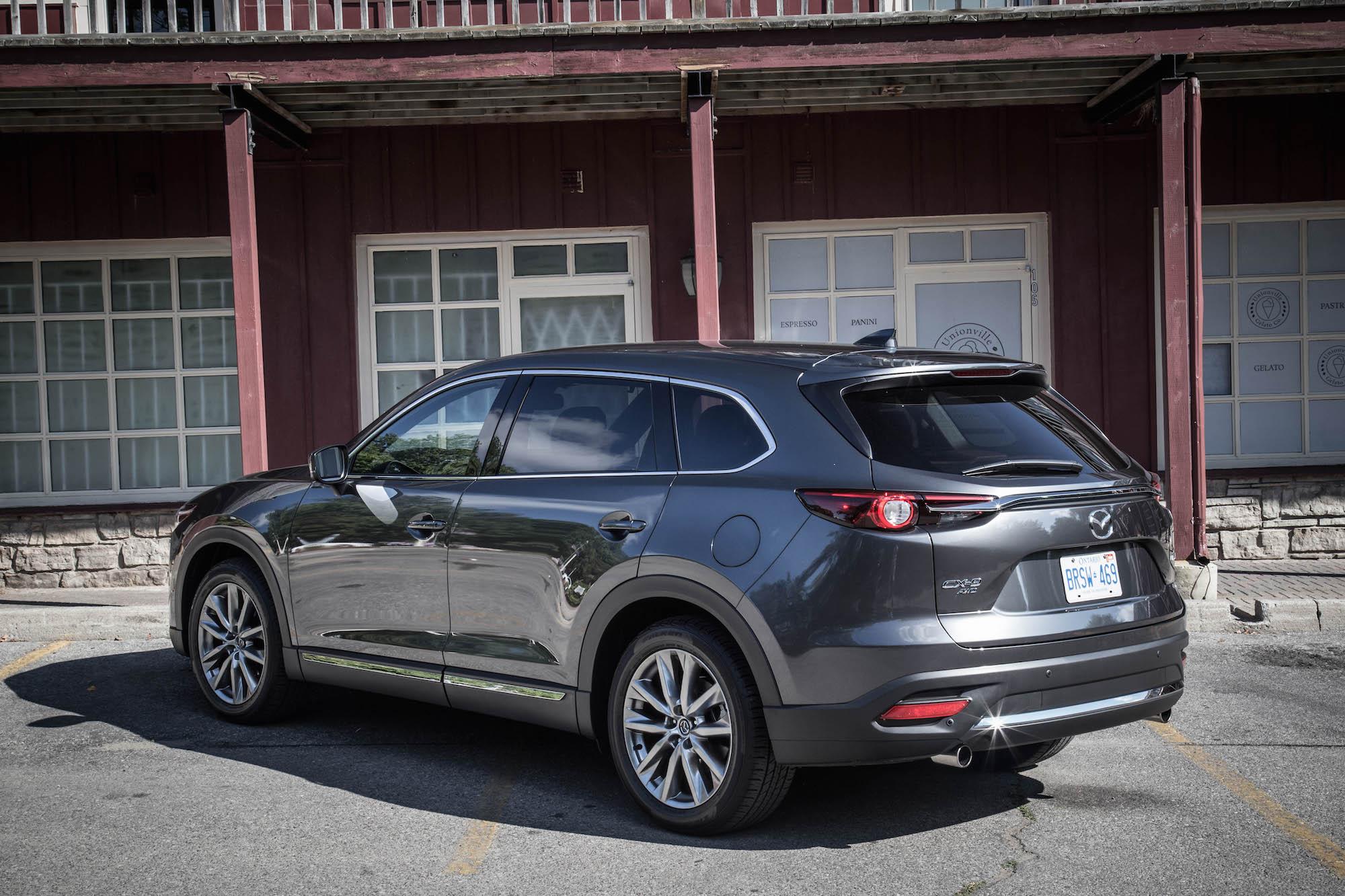2016 萬事得 Mazda CX-9 Signature | Canadian Auto Review