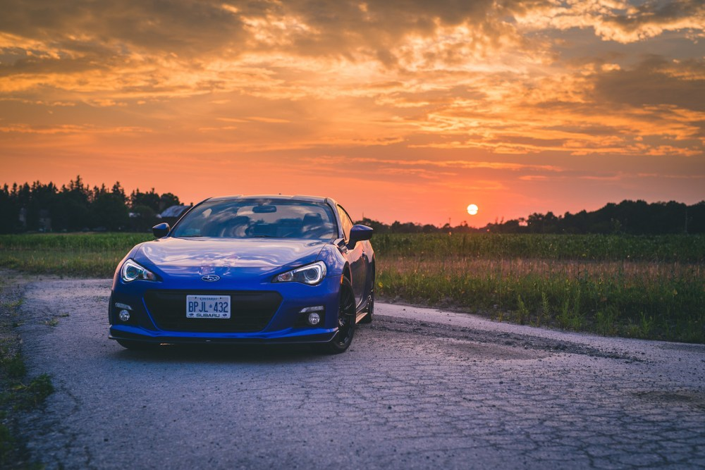 medium resolution of  2016 subaru brz blue