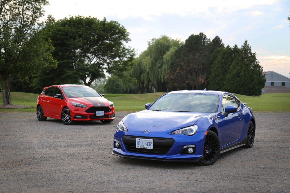 medium resolution of brz vs focus st review