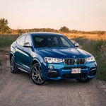 Review 2017 Bmw X4 M40i Canadian Auto Review