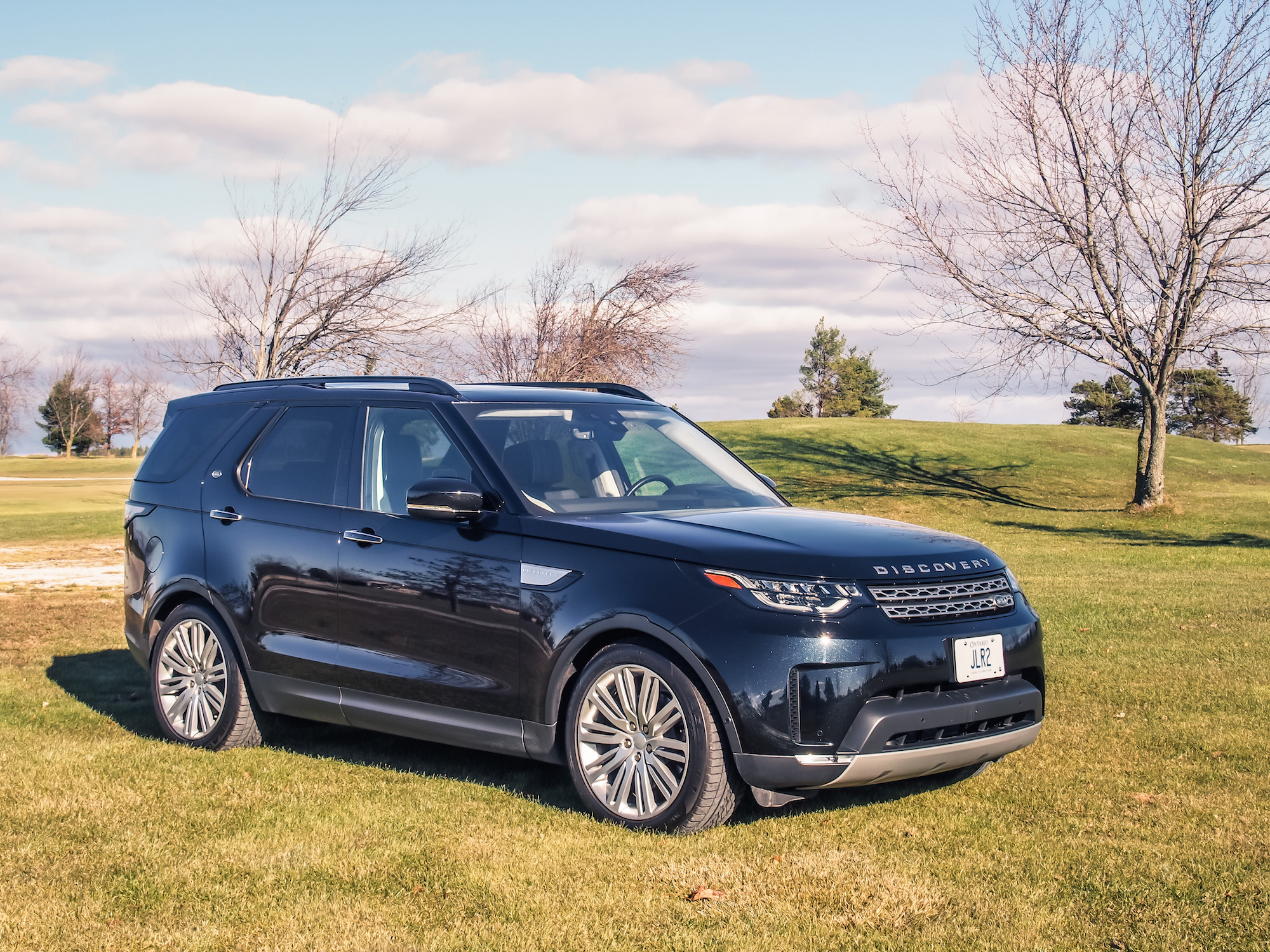 2017 Land Rover Discovery HSE Luxury Td6 Review