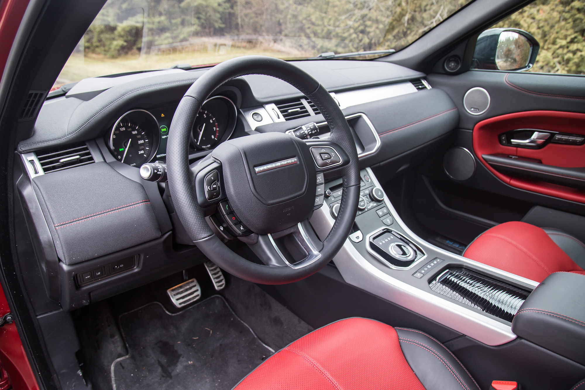 Review 2017 Range Rover Evoque HSE Dynamic