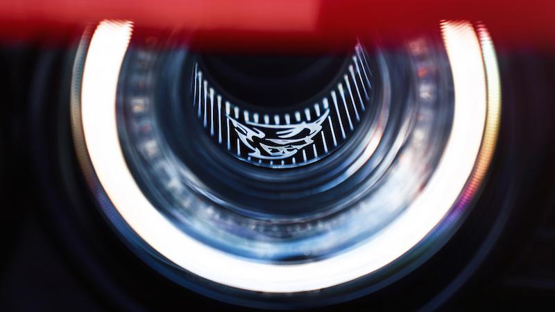 Cars Headlights Wallpaper First Look 2018 Dodge Challenger Srt Demon Canadian