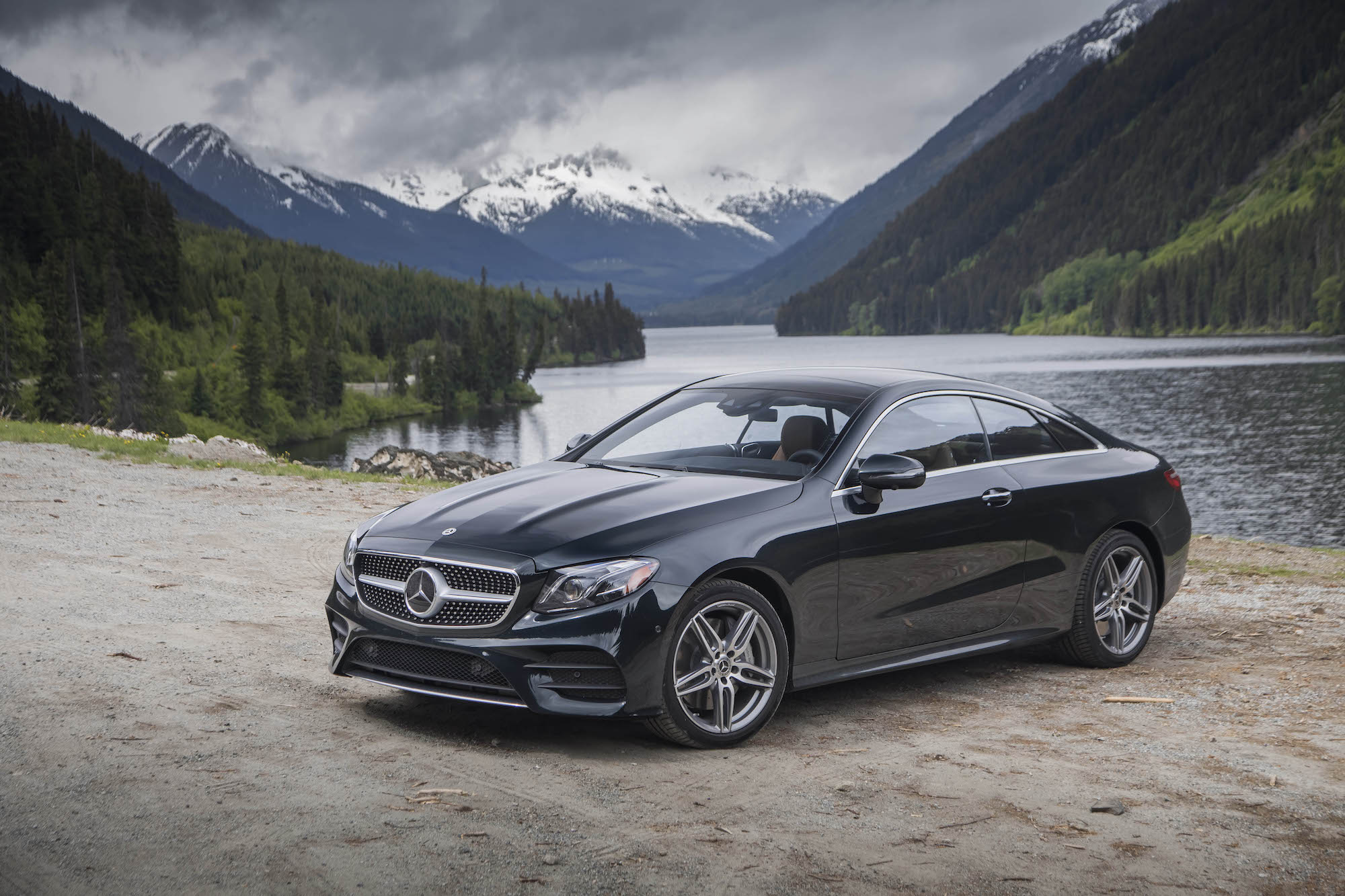 First Drive: 2018 Mercedes-Benz E 400 4MATIC Coupe   Canadian Auto Review