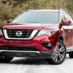 Review 2018 Nissan Pathfinder Platinum Canadian Auto Review