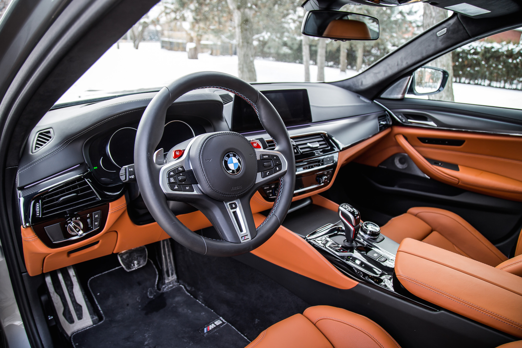 Review 2019 BMW M5 Competition  CAR