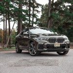 Review 2020 Bmw X6 M50i Car